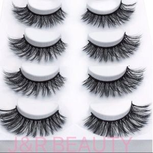 Other - 4 wispy lashes